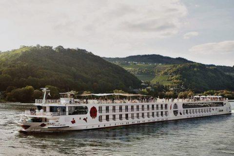 A-Rosa Brava River Cruise Vessel