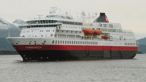 MS Finnmarken Passenger Cruise Vessel Design