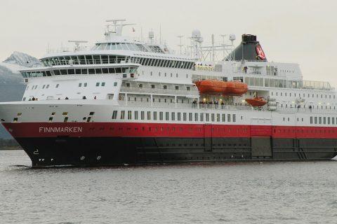 MS Finnmarken Passenger Cruise Vessel