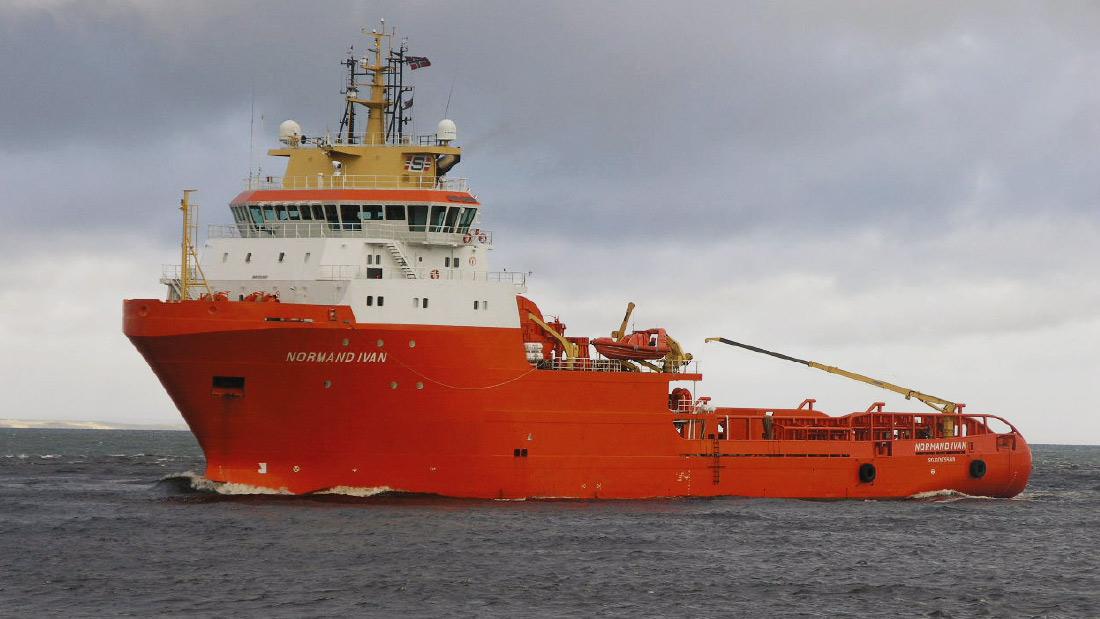 WÄRTSILÄ VS480 Normand Ivan Tug Supply Vessel