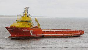 WÄRTSILÄ VS490 Platform Supply Vessel Viking Dynamic