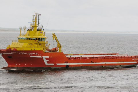 WÄRTSILÄ VS490 Platform Supply Vessel