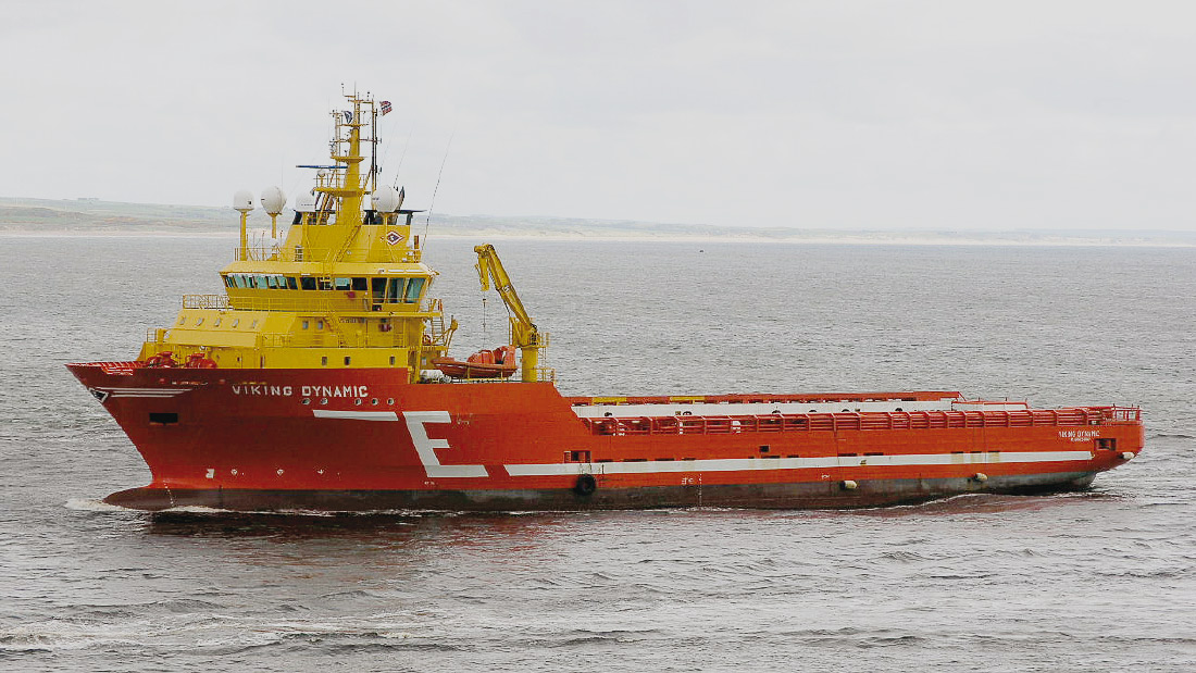 WÄRTSILÄ VS490 Platform Supply Vessel Viking Dynamic