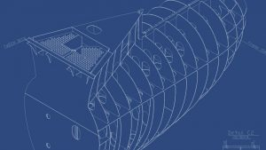 Detail Design Engineering Offshore Hull Construction