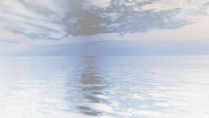 tranquil sea background