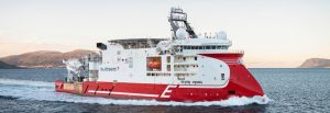 ULSTEIN SX148 Seven Viking Maintenance Vessel
