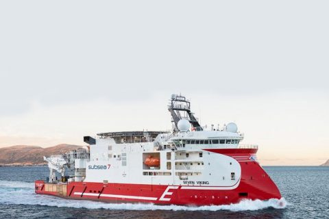 ULSTEIN SX148 Seven Viking Inspection Maintenance & Repair Vessel