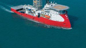 ULSTEIN SX121 MV SARAH vessel