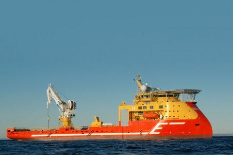 ULSTEIN SX121 M/V Viking Poseidon