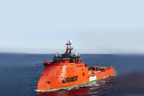 Ulstein SX123 Standby Rescue Vessel