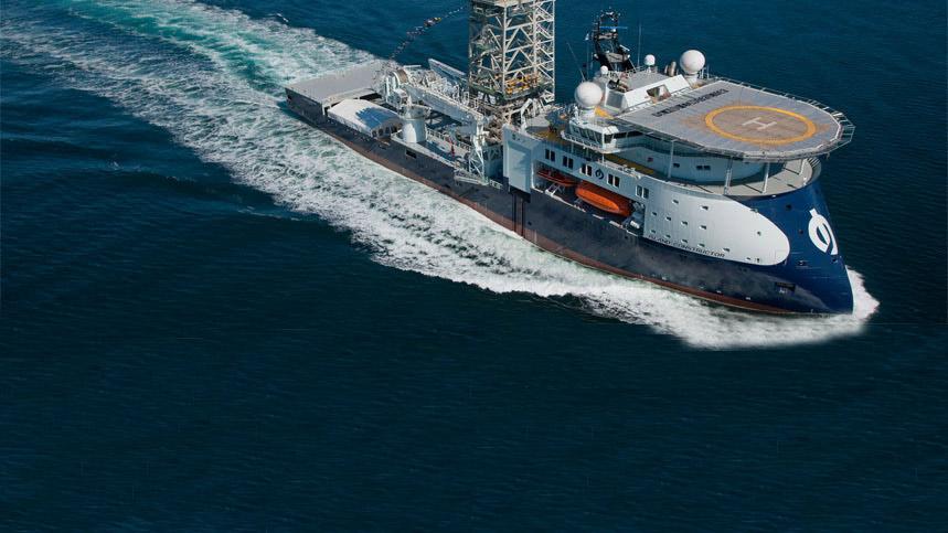 Ulstein SX121 - M/V Island Contructor Vessel