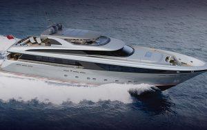 Jongert 3900 Motor Yacht Lucila-M