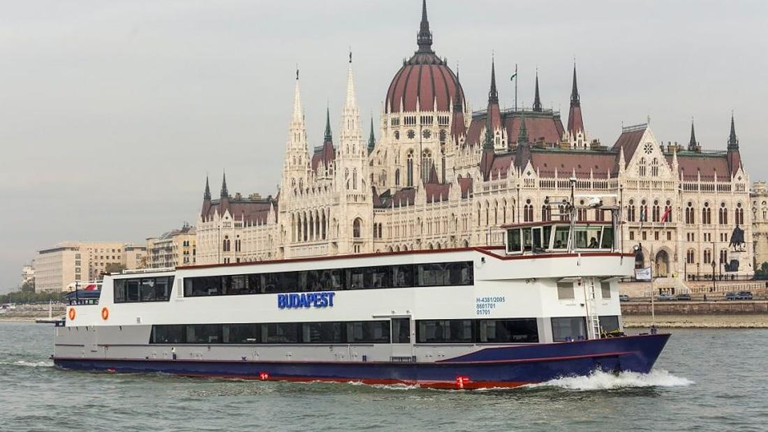 BUDAPEST Boat - Intercad Shipdesign