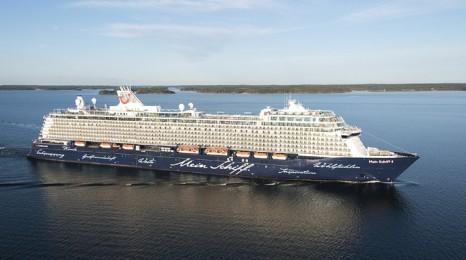 Mein Schiff 4 Cruise Vessel