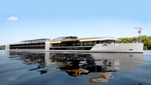 Atilla Luxury Cruise Design Concept