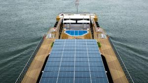 Atilla Luxury Cruise Vessel concept design